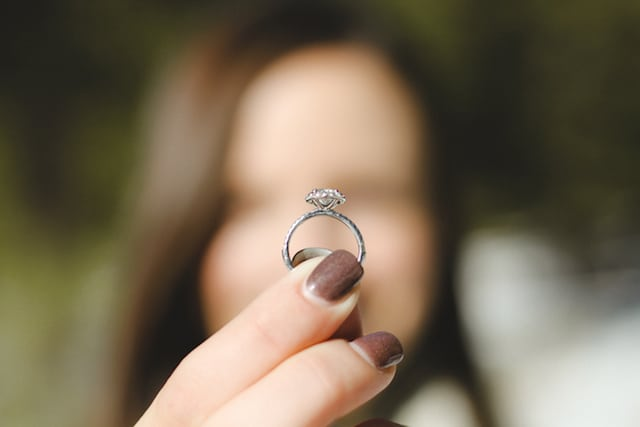 Is an Engagement Ring Considered Separate Property in California?