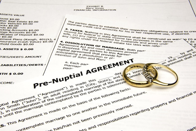Why Do People Get Prenup Agreements?