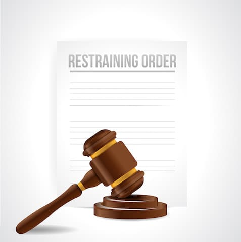 5 Signs You Should Get a Restraining Order Against Your Partner